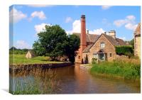 Mill at Lower Slaughter