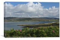 Meenacross, Donegal, Canvas Print