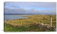 Donegal delight, Canvas Print