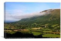 Glenariff, County Antrim, Canvas Print