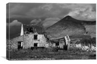 Enduring Mournes, Canvas Print