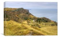 Murlough Bay Isolation, Canvas Print