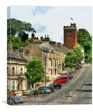 Richhill, County Armagh, Canvas Print