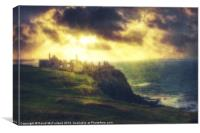 Dunluce Ancestral Dreams, Canvas Print