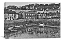 Strangford, Canvas Print