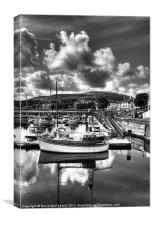 Ballycastle sunshine, Canvas Print