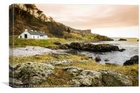 evening at Murlough Bay, Canvas Print