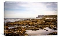 Fair Head Ballycastle, Canvas Print