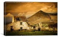 Memories in the Mournes, Canvas Print