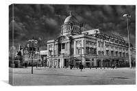 Hull City Hall 2012, Canvas Print