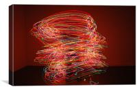 Whirlwind, Canvas Print