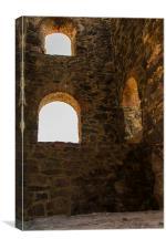 Wheal Coats Engine House, Canvas Print