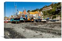 Cadgwith Cove, Canvas Print