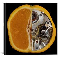 Clockwork Orange, Canvas Print