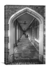 Arch at Almshouses, Bedworth