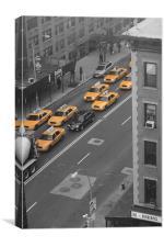 NYC's Yellow Queue