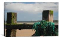 Aberdeen Beach, Canvas Print