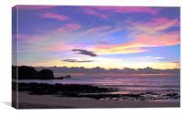 Beautiful Sky over Playa Pelada