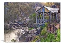 Cataract Gorge, Canvas Print