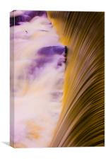 Still motion, Canvas Print