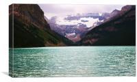 Lake Louise, Banff National Park., Canvas Print