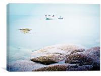A Summer's Mist, Canvas Print