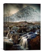 The Buachaille Etive Mor, Scotland, Canvas Print