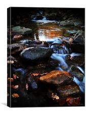 Dream A Little Stream With Me #1, Canvas Print