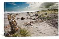 Hokitika, New Zealand, Canvas Print