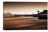 Copper Beach, Canvas Print