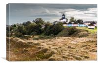 Hermanus, Winterton, Canvas Print