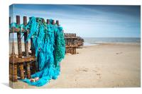 Fishing Nets, Canvas Print