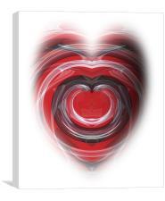 Heart, Canvas Print