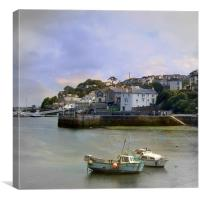 Harbour View, Canvas Print