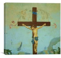 Cross, Canvas Print
