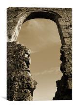 Arch, Canvas Print