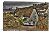 Cadgwith, Canvas Print