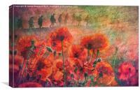 Remembrance, Canvas Print
