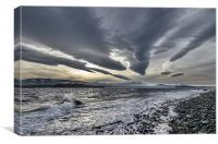 Amazing Sky, Canvas Print