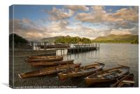 Pleasure Boats on Derwent Water