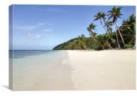 Paradise Island, Canvas Print