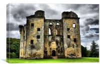 Old Warbour Castle 1, Canvas Print