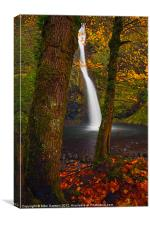 Surrounded by the Season, Canvas Print