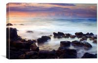 Koloa Sunrise, Canvas Print