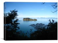 Abel Tasman National Park, Canvas Print