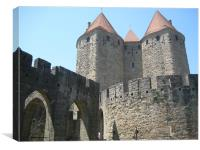 old town Carcassonne