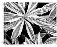 Leaves, Canvas Print