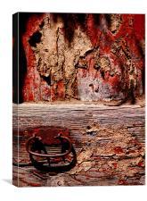 Door, Canvas Print