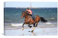 Lossiemouth Beach Ride