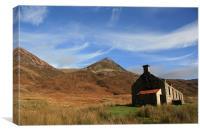 Remote Highland Lodge